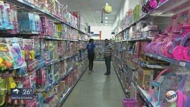 Ipem alerta consumidores para os cuidados na compra de brinquedos - Delegado regional do instituto dá orientações para os presentes de Natal.