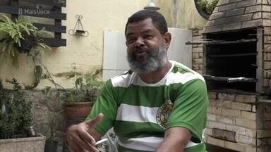 'Dando Um Retoque': conheça Raimundo Porquinho - Ana Maria escreveu para o programa e pediu que Jairo de Sender ajude a reformar a churrasqueira do marido