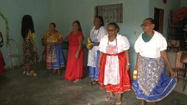 Grupo das Pastorinhas resgata a tradição do Reisado em Floriano - Grupo das Pastorinhas resgata a tradição do Reisado em Floriano