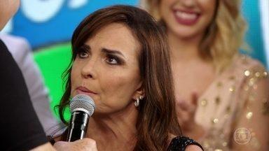 Luiza Tomé relembra participação na 'Dança dos Famosos' - Confira!