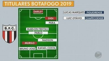 Confira as novidades do Botafogo em 2020 em Ribeirão Preto, SP - Parte dos titulares deixou clube.