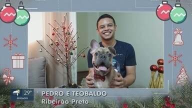 EPTV mostra mensagens de Natal dos internautas da região de Ribeirão Preto - Vídeos e fotos foram enviados pelo Whatsapp da emissora.