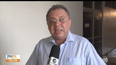 Secretário diz que obras do Hospital Regional Justino Luz serão retomadas - Secretário diz que obras do Hospital Regional Justino Luz serão retomadas