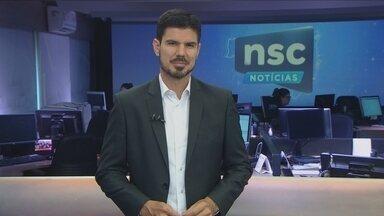 Confira os destaques do NSC Notícias desta terça-feira (24) - Confira os destaques do NSC Notícias desta terça-feira (24)