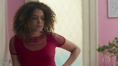 Rosemary teme que Elias a abandone - Paloma tenta minimizar a situação