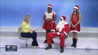 """""""Pergunte ao Doutor"""" especial entrevista um especialista em Natal: o Papai Noel - """"Pergunte ao Doutor"""" especial entrevista um especialista em Natal: o Papai Noel"""