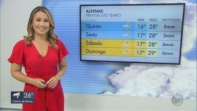Veja mais sobre a previsão do tempo no Sul de Minas - Veja mais sobre a previsão do tempo no Sul de Minas