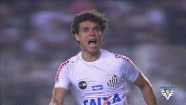 Após se transferir para o Grêmio, Victor Ferraz fala sobre passagem pelo Santos - Lateral-direito chegou à Vila Belmiro em 2014.