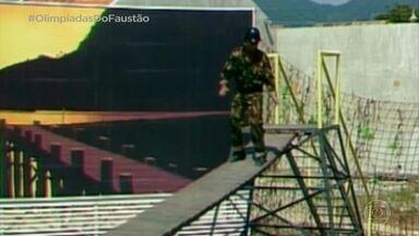Olimpíadas do Faustão: Ponte do Rio Que Cai - Fausto Silva relembra quadro clássico do Domingão