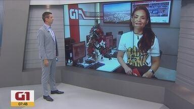 Confira os destaques do G1 Santa Catarina desta terça-feira (31) - Confira os destaques do G1 Santa Catarina desta terça-feira (31)