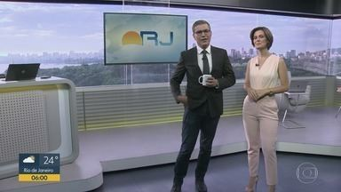 Bom dia Rio - Edição de sexta-feira, 03/01/2020 - As primeiras notícias do Rio de Janeiro, apresentadas por Flávio Fachel, com prestação de serviço, boletins de trânsito e previsão do tempo.