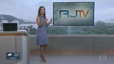 RJ1 - Íntegra 03/01/2020 - O telejornal, apresentado por Mariana Gross, exibe as principais notícias do Rio, com prestação de serviço e previsão do tempo.