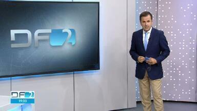 DF2 - Edição de segunda-feira, 06/01/2020 - Caminhonete fica destruída ao bater em carreta. E mais as notícias do dia.