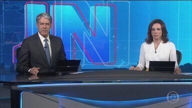 Jornal Nacional, Íntegra 06/01/2020 - As principais notícias do Brasil e do mundo, com apresentação de William Bonner e Renata Vasconcellos.