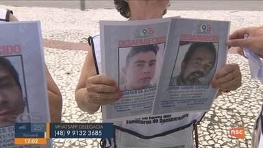 Confira o quadro 'Desaparecidos' desta terça-feira (7) - Confira o quadro 'Desaparecidos' desta terça-feira (7)
