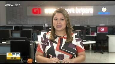 Veja os destaques do G1 Pará com a jornalista Andréa França - Destaques do G1 Pará.