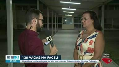 Faculdade de Linhares, ES, abre temporada para transferências - Pedido pode ser feito para alguns cursos.