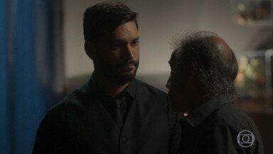 Teaser 'Bom Sucesso' 09/01: Diogo planeja matar Paloma - undefined