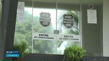 Polícia prende suspeito de assaltos na BR-277 na região de Foz do Iguaçu - Um segundo homem é procurado; o alvo deles eram compristas do Paraguai