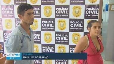 Casal é morto pela própria filha com ajuda do genro em Porto Grande, no Amapá - Os companheiros Fabíola Borges, de 19 anos, filha das vítimas, e Bruno Fonseca, de 30 anos, confessaram o crime.