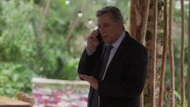 Machado explica que Patricia não cometeu nenhum crime - Patricia provoca Paloma