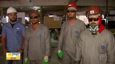 Engenheira alerta sobre segurança do trabalho - Brasil ocupa a 4ª posição no ranking mundial no número de acidentes, segundo o INSS.