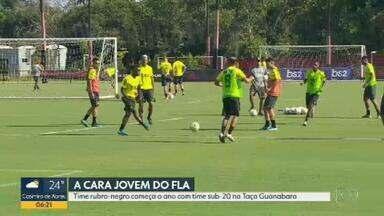 Time sub-20 do Flamengo disputa Taça Guanabara - O time sub-20 vai disputar a Taça Guanabara 2020. O time não tem rostos conhecidos, mas conquistou vários títulos em 2019.
