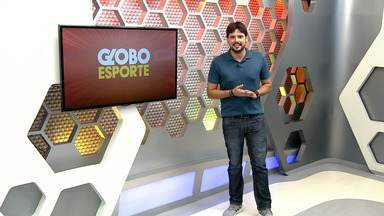 Veja a íntegra do Globo Esporte AM desta sexta-feira, dia 10 - Programa é apresentado por Thiago Guedes