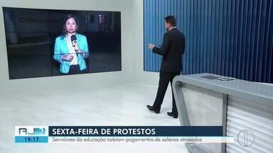 Veja a íntegra do RJ2 desta sexta-feira, do dia 10/01/2020 - O RJ2 traz as principais notícias das cidades do interior do Rio.