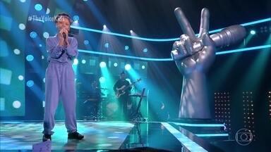 """Luisa Martins canta """"Azul da Cor do Mar"""" - Técnicos avaliam a apresentação da cantora"""