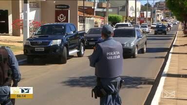 Polícia Militar divulga balanço de operações no ano de 2019 em Balsas - Entre as ocorrências chama a atenção o número de armas de fogo que foram retiradas das ruas.