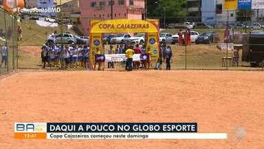 Copa Cajazeiras aconteceu no fim de semana e contagiou Salvador - Confira.