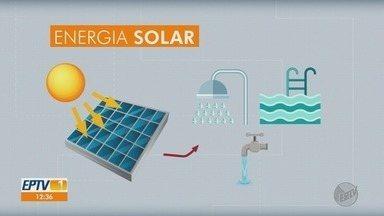 Cresce número de imóveis que utilizam energia solar - undefined