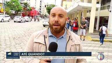 Prefeitura de Nova Friburgo, RJ, decreta estado de emergência - Motivo são os estragos provocados pela chuva forte que atingiu a cidade nas últimas semanas.