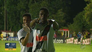 Vasco supera cansaço, bate Itapirense e avança na Copinha - Cruzmaltino atuou com um a menos desde os 30' do 1º tempo e agora enfrenta o Goiás na próxima fase.