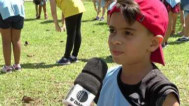Programa 'Super Férias' do Sesi oferece atividades para crianças - Atividades vão até o dia 31 de janeiro. Valores variam de R$ 20 a R$ 70 nas unidades de Mogi das Cruzes e Suzano.