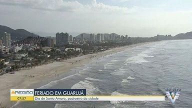 Guarujá celebra o Dia de Santo Amaro com programação especial - Programação do dia em comemoração ao padroeiro da cidade terá novenas, tríduos, missa e quermesse.