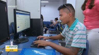 Começa emissão de carteira digital no Acre - Começa emissão de carteira digital no Acre