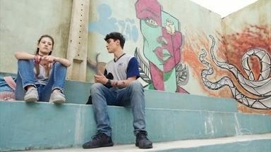 Anjinha termina o namoro com Tatoo - Ela diz que ama Cléber e torce pela felicidade do amigo ao lado de alguém que o mereça