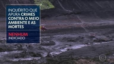 Quase um ano depois da tragédia, ninguém foi indiciado pelas 259 mortes em Brumadinho - Até agora, os indiciamentos só ocorreram no inquérito que apura falsidade ideológica e uso de documento falso.