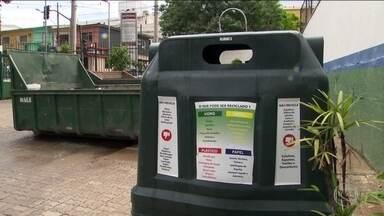 Pesquisa mostra que brasileiro aumentou a atenção à reciclagem - Aumentou número de brasileiros que reciclam e separam óleo de cozinha.