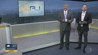 Bom dia Rio - Edição de sexta-feira, 17/01/2020 - As primeiras notícias do Rio de Janeiro, apresentadas por Flávio Fachel, com prestação de serviço, boletins de trânsito e previsão do tempo.