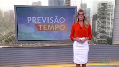 Veja a previsão do tempo para esta sexta-feira (17) em todo o país - A frente fria que provocou chuva forte em São Paulo deve levar chuva para o Rio de Janeiro. O risco de temporal vale para parte de Minas também. O tempo fica firme em quase todo o Sul e em parte do Nordeste.