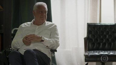 Alberto sente saudades da Prado Monteiro e decide visitar a editora - undefined