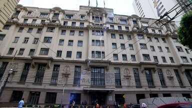 Sede da Secretaria Estadual da Agricultura foi sofisticado hotel no início do Século XX - Prédio onde era o Hotel Esplanada é contemporâneo à Semana de 22, que marca o início do movimento modernista no Brasil.