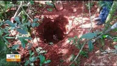 Mulher desaparecida desde o ano passado em Araguaína é encontrada morta em Minas Gerais - Mulher desaparecida desde o ano passado em Araguaína é encontrada morta em Minas Gerais