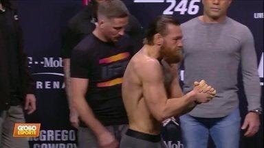 Conor McGregor volta ao UFC - Conor McGregor volta ao UFC