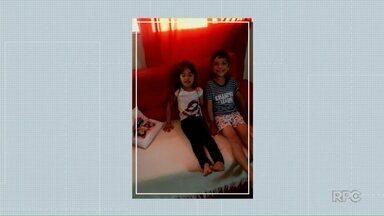 Crianças participam do Meio-Dia Paraná - Vídeos chamam o intervalo.