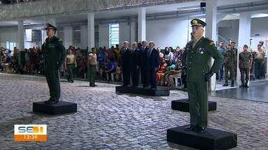 28º Batalhão de Caçadores tem novo comando - 28º Batalhão de Caçadores tem novo comando.