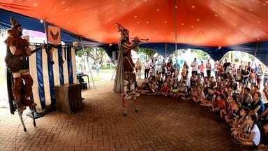 Festival Internacional traz atrações gratuitas para Fernandópolis - Eu Riso tem atrações para toda família